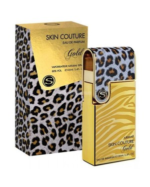 Skin Couture Gold (Ladies 100ml EDT) Sterling - Armaf Perfume B45