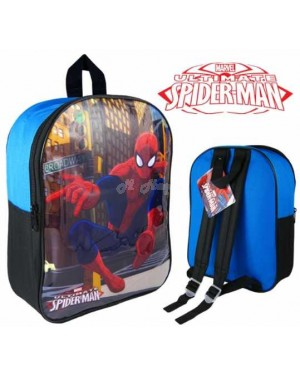 Official Marvel Ultimate Spider-Man Character Nursery School Backpack - S2R5C3, B34