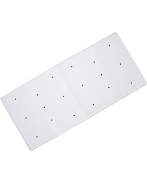 """BLUE CANYON RUBBER BATH MAT in 3 colours - Brand new-white"