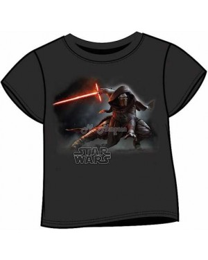"Star Wars EP7 ""Kylo Ren"" The Force Awakens T-Shirt-7-8 years"