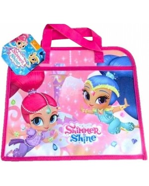 "Official Shimmer & Shine ""Genie Girls"" Character School Book Bag B10 - Brand new"