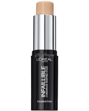 L'Oreal Infallible shaping Blush foundation highlighter in 10 different colour - Brand new.-190 Golden Beige