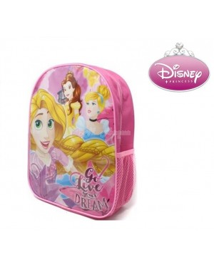 "Official Disney ""Princess"" Character Junior School Backpack - Brand new & Authentic"