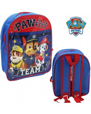 Official PAW Patrol PAWFect Team Character Junior School Backpack B2 - Brand new