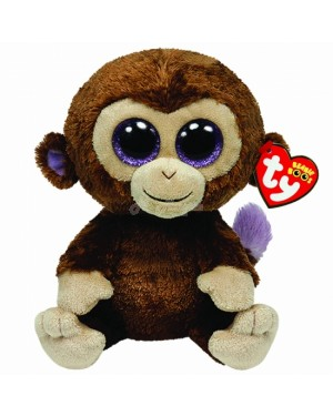 Monkey Beanie boo, coconut Soft toy B25