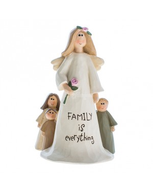 FAMILY IS EVERYTHING ANGEL show piece S1R4C2