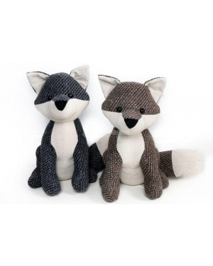 Fox Door stop figurine B18