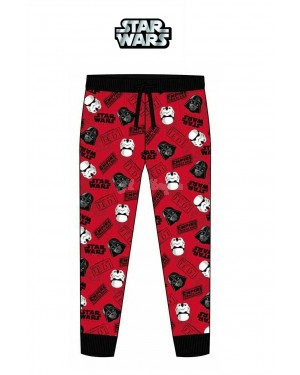 Men's Official Star Wars Character Trouser Lounge Pants B11-Large