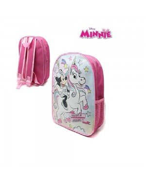 "Official Disney ""Minnie Mouse"" Character Junior School Backpack / School bag - Brand new & Authentic"