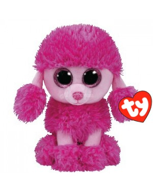 Patsey Poodle Beanie Boo TY SOFT TOY B25