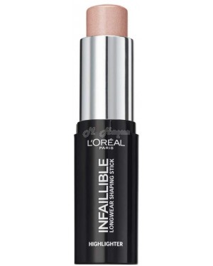 L'Oreal Infallible shaping Blush foundation highlighter in 10 different colour - Brand new.-501 Oh My Jewels