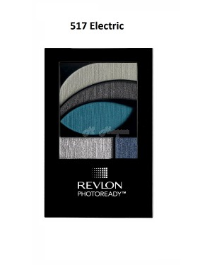 Revlon Photo ready Primer, Shadow + Sparkle in 3 shade - Brand new & Authentic-517 Electric
