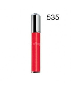 Revlon Ultra HD Lip Lacquer in 14 Colours Brand new & Authentic-535 Strawberry