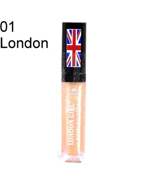 London Girl I'm Matte Super Lip Gloss 01 London B46