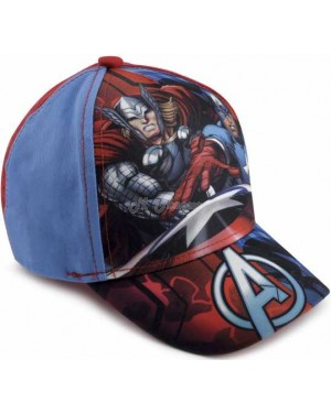 "Boys Official Marvel ""Avengers"" Character Baseball Cap B25"