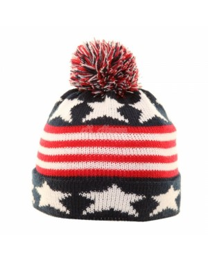 Babies Novelty USA Beanie Bobble Hats by Jiglz B48