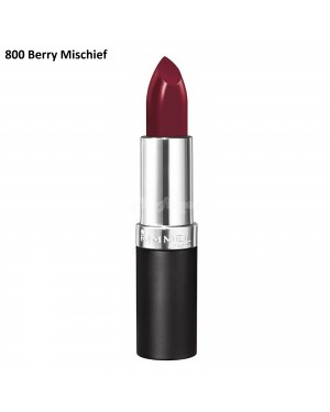 Rimmel Lasting Finish Lipsticks in four different colour Brand new from Original source-800 Berry mischef