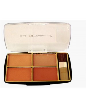 Body Collection 4 colour Blusher plate - B46