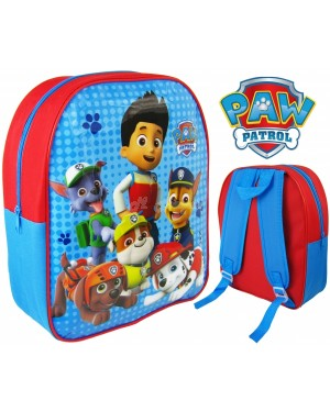 Boys Official PAW Patrol Junior School Backpack