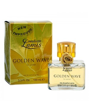 Golden Wave Ladies perfume 100ml  Lamis B45