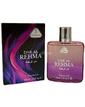 Dar Al Rehma Unisex 100ml perfume Dorall Collection Orientals - Brand new