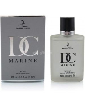 DC Marine Mens 100ml perfume Dorall Collection - Brand new
