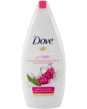 Dove Where Go Fresh Bubble Bath Revive Pomegranate 500 ml Body wash.