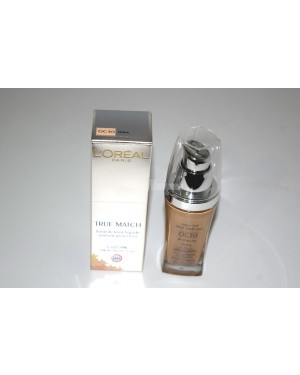 L'Oreal True Match Foundation: 0C40 Ochre B45