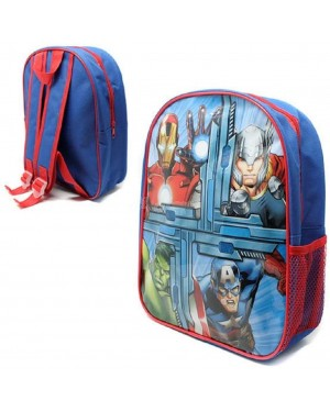 "Official Marvel ""Avengers"" Character Junior School Backpack - Brand new & Authentic"