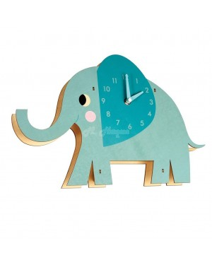 Elvis The Elephant Clock