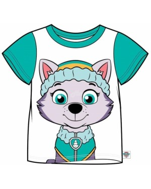 Official PAW Patrol Everest Character Cotton T-Shirt B48