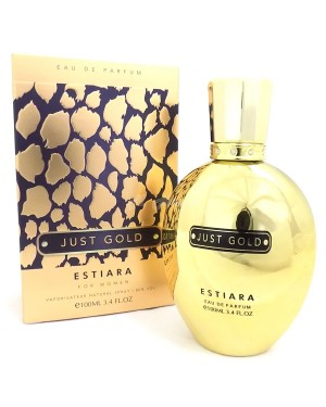 Just Gold (Ladies 100ml EDP) Sterling perfume - Estiara B45