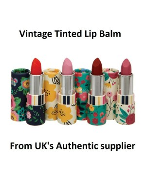 Body Collection Vintage Tinted Lip Balm Set - Brand new & Authentic