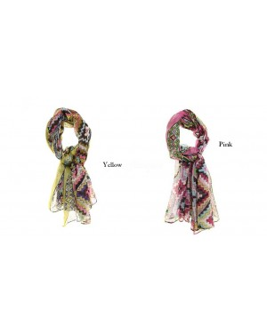 Ladies Sasha Design Summer Scarves - S2R3C4