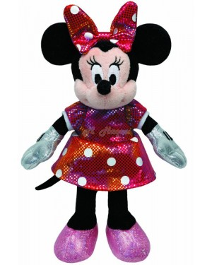 Minnie Mouse Rainbow With Sound TY 21cm Musical toy B11,18