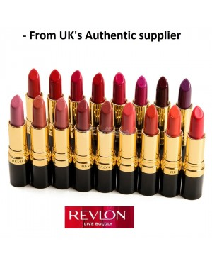 Revlon Super Lustrous Lipstick Brand new & Authentic