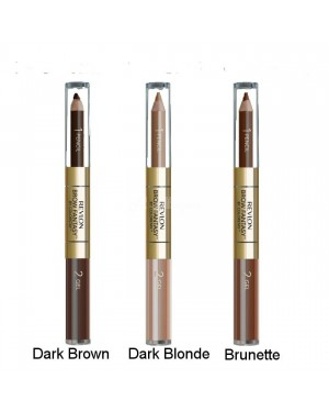 Revlon Color stay Brow Fantasy Pencil & Gel in 3 shade Brand new & Authentic