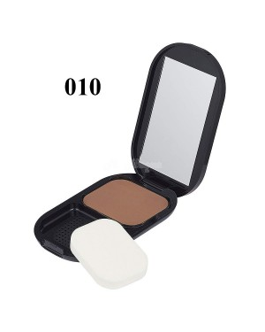 Max Factor Facefinity Compact Foundation Brand new & Authentic-10 Soft Sable