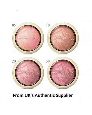 Max Factor Creme Puff Blush in 2 Shade Brand new & Authentic