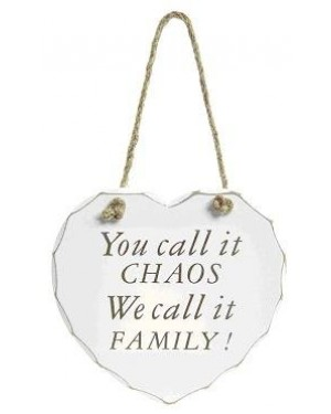 We call it family plaque wall decor - B48